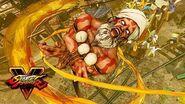 Street Fighter V Paris Games Week Trailer feat