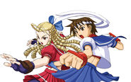 NxC-Sakura and Karin