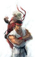 Kinu Nishimura-Ryu and Ken