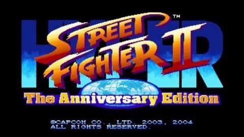 Hyper Street Fighter II Music - Fei Long Stage