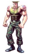 SFIV PC Concept Art Guile 01