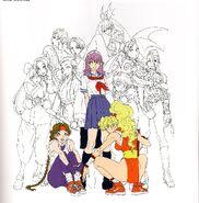 Capcomandsnkgirls
