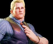 SFVAE Cody Character Select