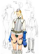 SFIV PC Concept Art Cammy 03