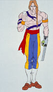 Complete File Street Fighter II-Vega art