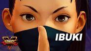SFV- Ibuki Reveal Trailer