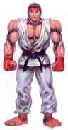 SFIV PC Concept Art Ryu 01