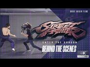 Street Fighter- Enter The Dragon Behind the Scenes - Rogue Origin Films