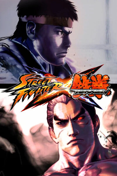 Street Fighter X Tekken Poster by the real Payne.jpg
