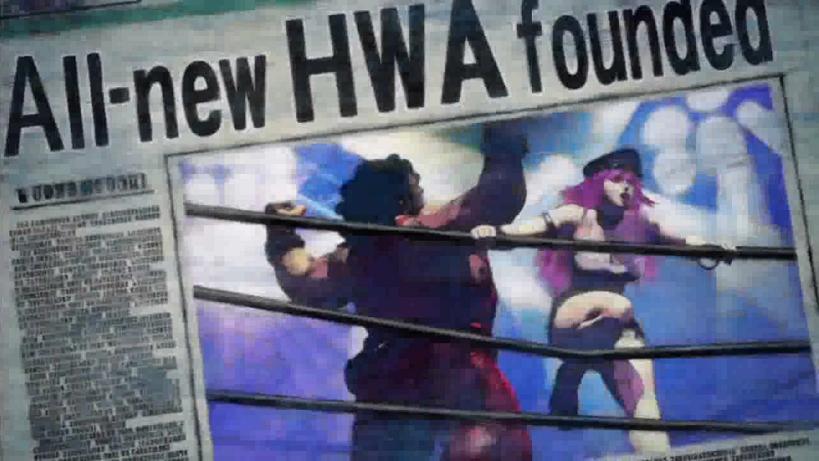 Huge Wrestling Army