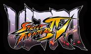 Ultra Street Fighter IV logotipo