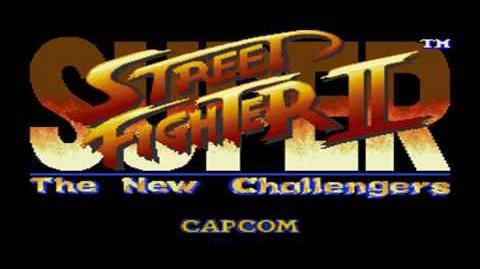 Super Street Fighter II SNES Music - Sagat Stage