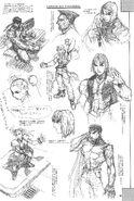 Capcom Illustrations 0138