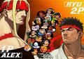 3RD Character Select 2P