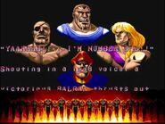 Street Fighter II' - Balrog Ending