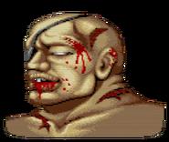 Sagat defeated Icon