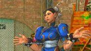 Street Fighter X Tekken - Chun-li & Cammy's Rival Cutscene Japanese Ver