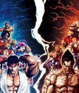 Street Fighter x Tekken-4