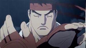 Street Fighter IV - Ryu Aftermath Anime