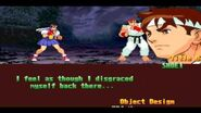 Street Fighter Alpha 3 - Sakura Ending