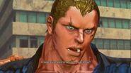 Street Fighter X Tekken - Guile & Abel's Rival Cutscene English Ver
