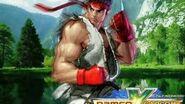 Namco X Capcom - Ryu