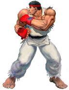 SFIV PC Concept Art Ryu 05