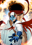 Tatsunoko vs capcom ultimate all stars conceptart r1eRZ
