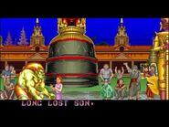 Street Fighter II' - Blanka Ending
