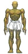 SFIV PC Concept Art Dhalsim 01