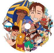 Capcom fan club -enrollment privilege clock-