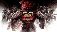 Street Fighter V- Arcade Edition - Launch Trailer