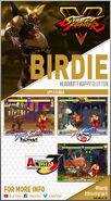 BirdieCard