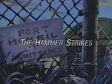 The Hammer Strikes