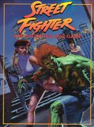 Street Fighter-- The Storytelling Game (White Wolf)