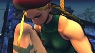 (Super) Street Fighter IV (AE) - Cammy's Rival Cutscene English Ver