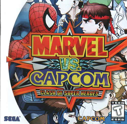 Marvel vs. Capcom series