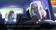 Eliza in Street Fighter V Ken's Story Prologue