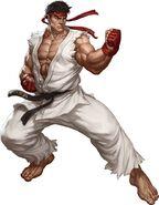 Ryu Pocision de defensa