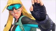 【Street Fighter V】Cammy English Voice Gallery