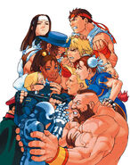 Street Fighter-EX