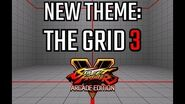 The Grid 3 Theme - Training Stage SFV OST-0