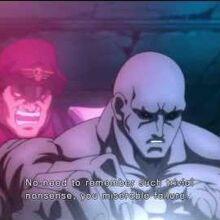 Street Fighter 4 Abel Ending HD