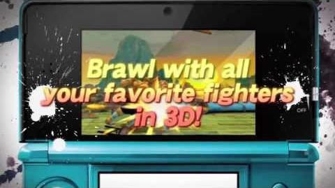 Super Street Fighter 4 3D - Trailer HD