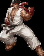 Ryu SFIII3rdStrike-Online Edition artwork