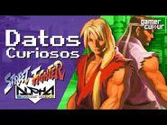 Curiosidades de Street Fighter Alpha 1 & The Making of Street Fighter Alpha