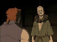 Goutetsu forbids dark hado
