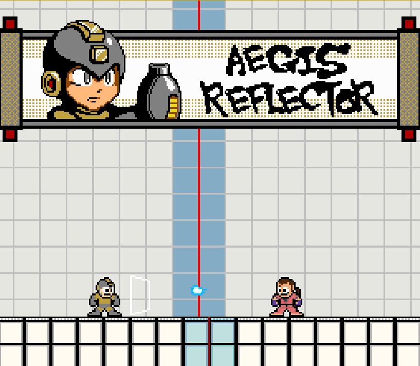 Aegis Reflector (SF X MM)