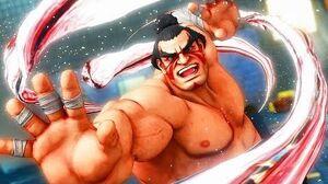 Street Fighter V Arcade Edition – E