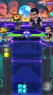 Puzzle Fighter SFV Stage